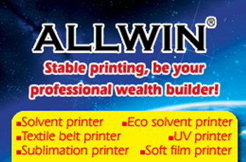 ALLWIN stable and high-quality printing