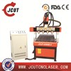 Four Head cnc cutting/drilling machine for wood/stone/metal/cnc engraver JCUT-6090B-4(23.6''x35.4''x5.9'')