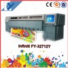 Challenger fy 32712Y  3.2m/10ft inkjet solvent flex printer