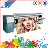 10 Feet Large Format Solvent Inkjet Printer challenger Fy-3208t Flex Banner Printing Machine