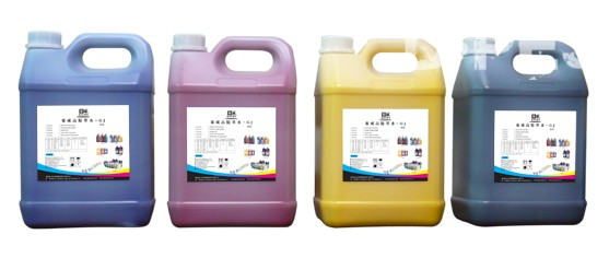 Solvent Ink for Konica heads 14/42pl