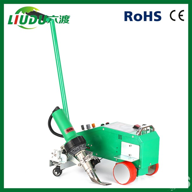 Hot air PVC banner welding machine/Import Leister heater/banner welding machine/Flex/PVC Banner welder/poster welder/outdoor media welder